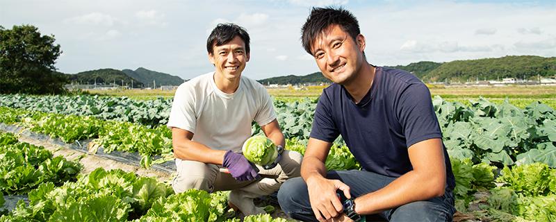 写真:遠藤さんと濱野さんが微笑んでいる様子3